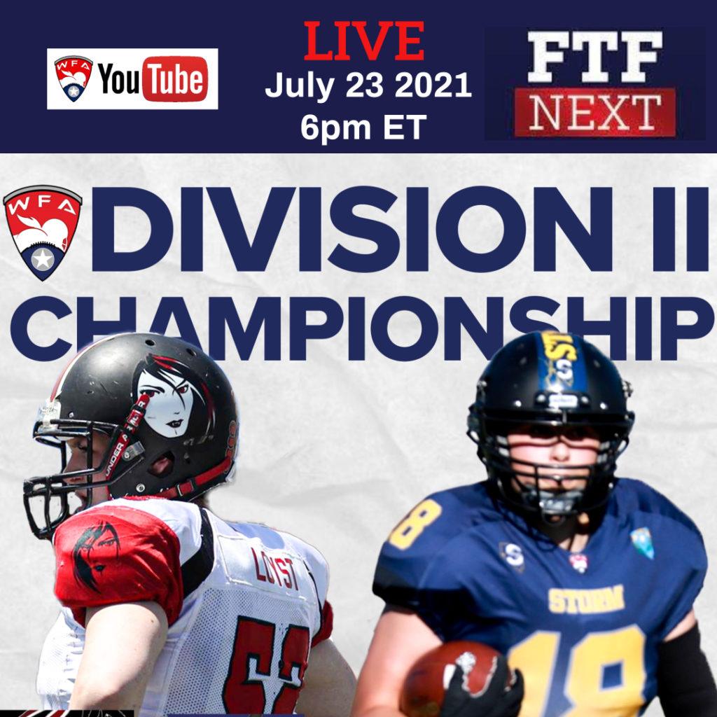 Televised National Championship